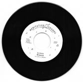 El Indio - Warzone / Warzone Dub (Meditative Sounds) 7""